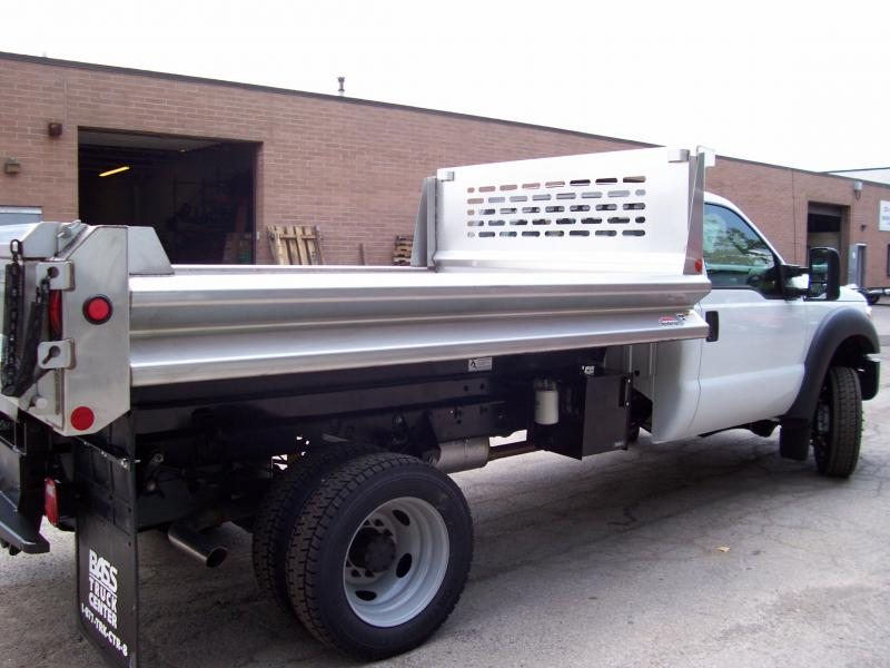 11' Henderson Stainless Dump W/ Central Hydraulics