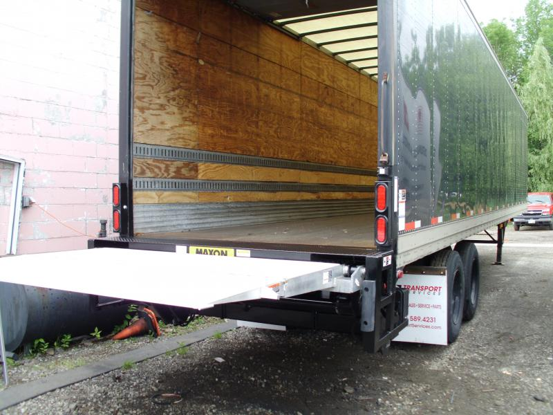 Trailer Mounted Maxon GPTLR 33
