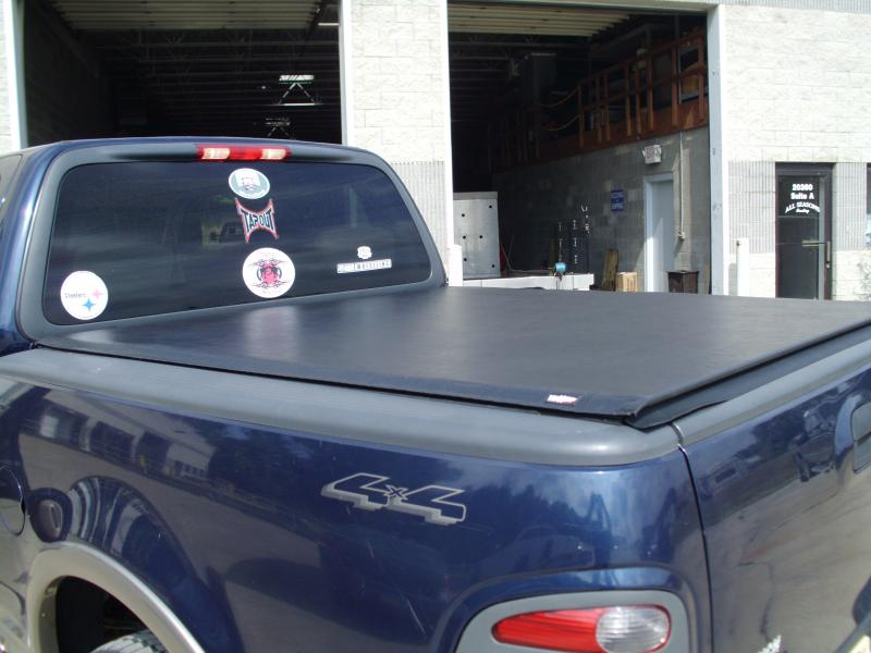 Truxedo Roll Up Tonneau Cover