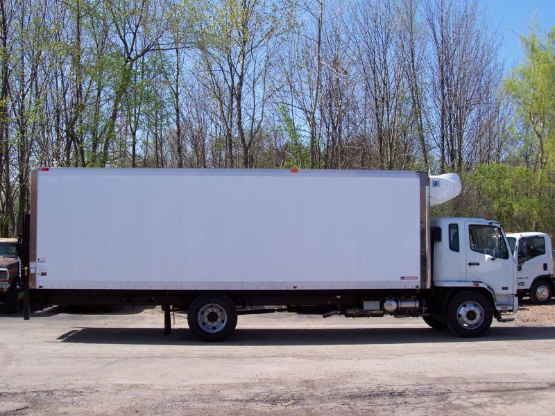26' Refrigerated Dry Freight Box